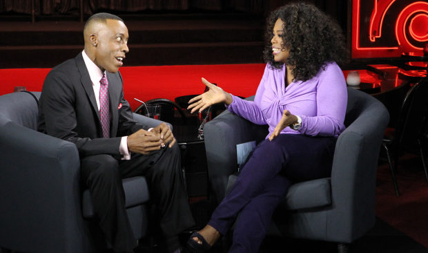 Oprah Snags Arsenio Hall for 'Next Chapter'
