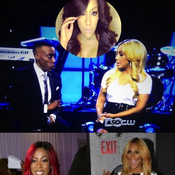 [WATCH] Did Arsenio Hall Cause NEW Beef Between Tamar Braxton & K.Michelle?