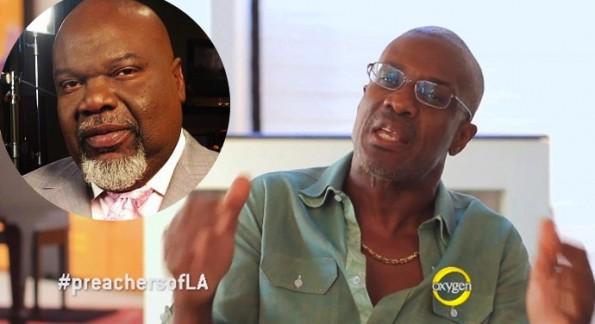bishop td jakes-blasts best friend bishop noel jones-reality tv show-preachers of la-the jasmine brand