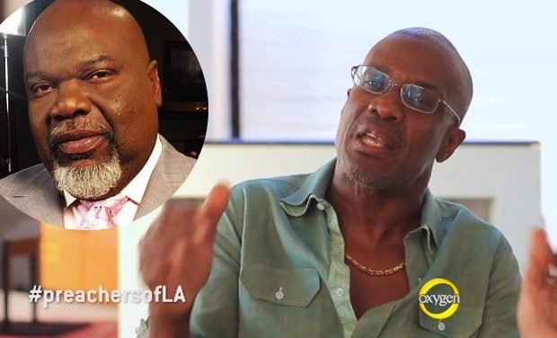 [WATCH] Best Friends Bishop TD Jakes & Bishop Noel Jones Have Conflicting Opinions On 'Preachers of LA' Reality Show