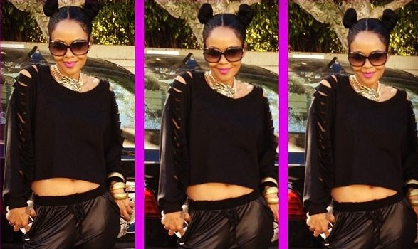 Nas' Baby Mama, Carmen Bryan, Hints At Reality TV Plans