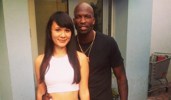 [Photos] Cup Cakin Alert: Ochocinco's New Rumored Girlfriend, Kimberly Yohman