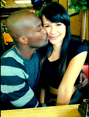 [Photos] Cup Cakin Alert: Ochocinco's New Rumored ... K Michelle And Ochocinco
