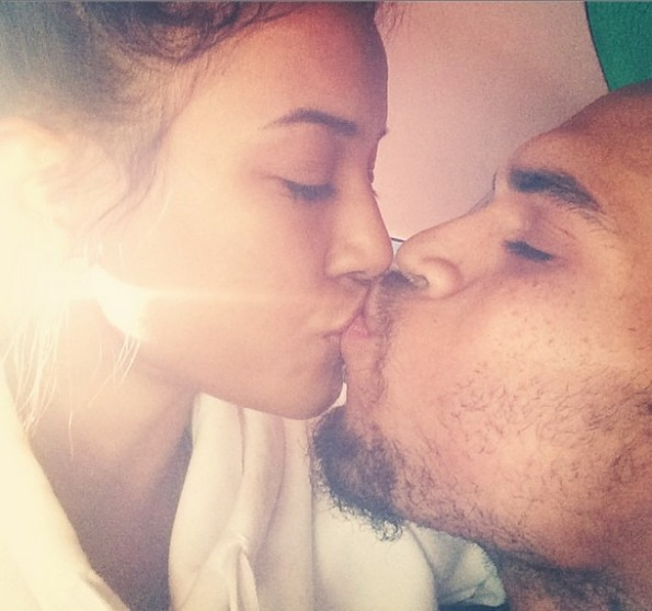 chris brown-heads to rehab-instagram kiss with karrueche-the jasmine brand