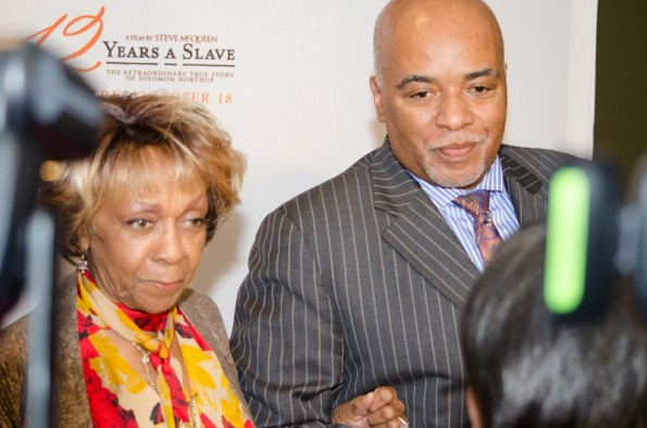cissy houston-12 years a slave premiere-the jasmine brand