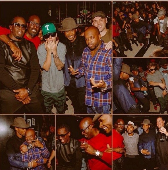 diddy-justin bieber-miguel-usher-35th birthday party-the jasmine brand