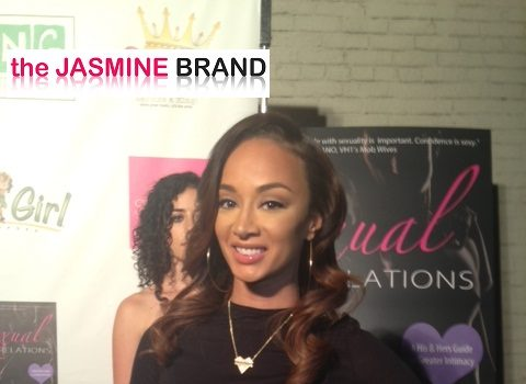 [INTERVIEW] Draya Michele Talks Spin-Off Rumors, Drama With New Basketball Wives LA Cast + Laura Govan
