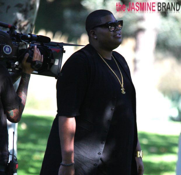 Magic Johnson's Son, E.J., Caught Filming New Reality Show 'Rich Kids of Beverly Hills' + Dishes On Talk Show Plans & Carrying A Purse in Public On 'Fashion Police'