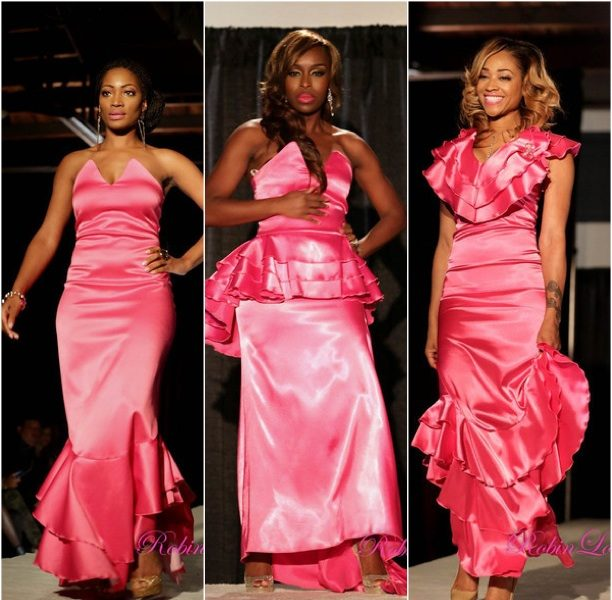 [Photos] Mimi Faust, Erica Dixon, Quad Lunceford-Webb & More ATL Reality Stars Werk the Runway For Breast Cancer Awareness