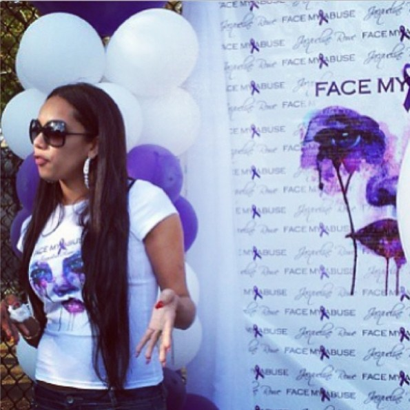 erica mena-face my abuse-the jasmine brand