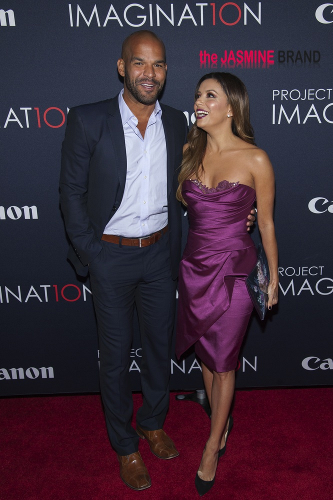 Global Premiere Of Canon's Project Imaginat10n Film Festival in New York City - Arrivals
