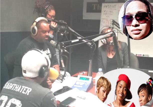 [VIDEO] Ousted TLC Member, Crystal Jones, Does Radio Interview Blasting Movie For Being Inaccurate + Biopic Brings HUGE Numbers to VH1