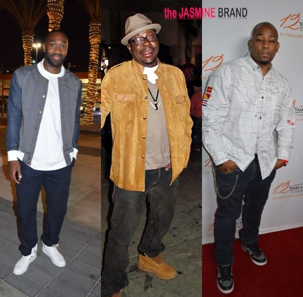 Celebrity Stalking Featuring: Bobby Brown, Gilbert Arenas, Kelly Rowland & More