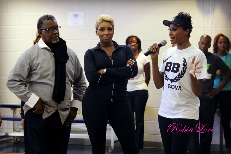 greg-nene leakes-cynthia bailey-real housewives of atlanta-bailey bowl-the jasmine brand