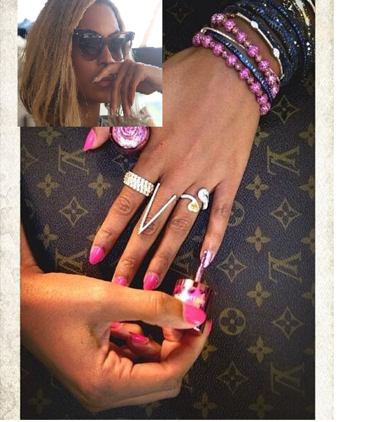 i-beyonce-breast cancer awareness-nail polish-the jasmine brand