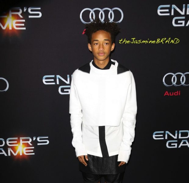 Jaden Smith Makes Red Carpet Shoe Statement, Tracee Ellis Ross Gives A Hard Laugh On Bethenny & More Celeb Stalking