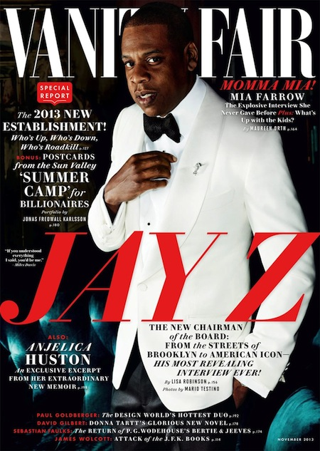 jay z-covers vanity fair-b-the jasmine brand