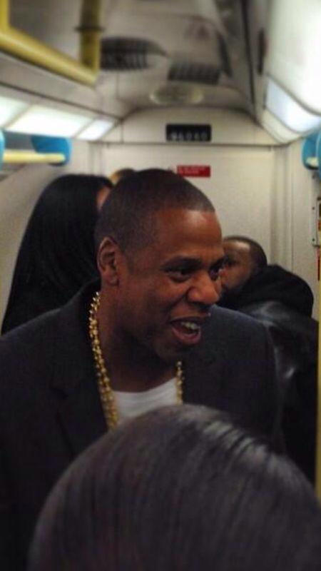jay z-rides london tube 2013-the jasmine brand