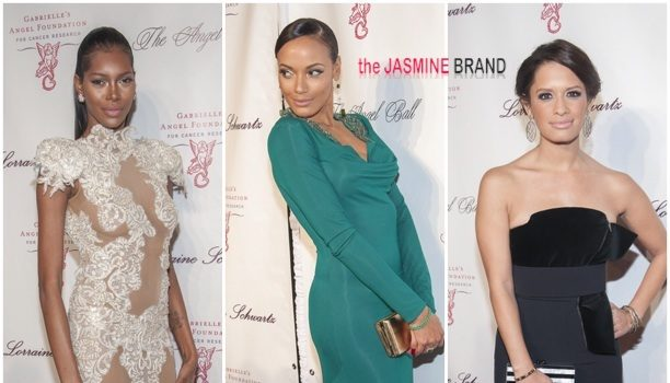 Red Carpet Left Overs: Jessica White, Selita Ebanks & Rocsi Diaz Attend Angels Ball