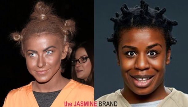 Creative Or Racist? Julianne Hough Dons Blackface For Halloween Costume