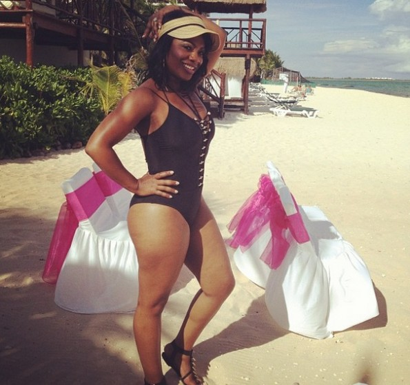 kandi burruss-real housewives of atlanta-beach-bikini-the jasmine brand