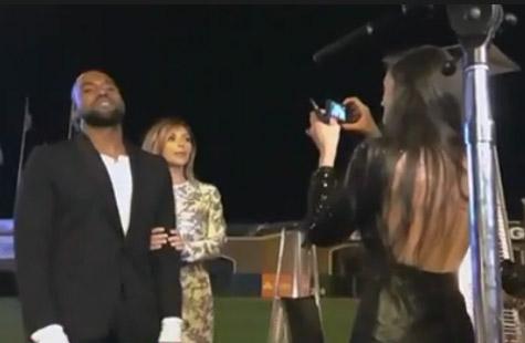kanye west-kim kardashian-engage on reality tv-the jasmine brand