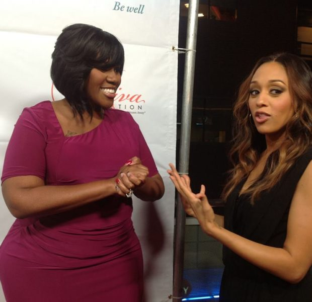 [Photos] Kelly Price, Faith Evans, Tia Mowry & More Lend Celebrity To 'Divas 23 Benefit Concert'