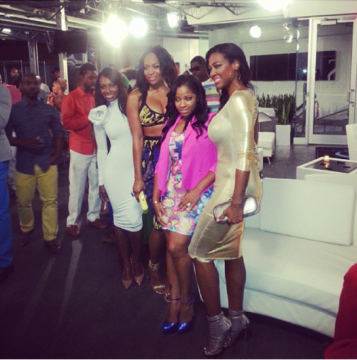 kendra g-marlo hampton-toya wright-kenya moore-peter thomas birthday party 2013-the jasmine brand