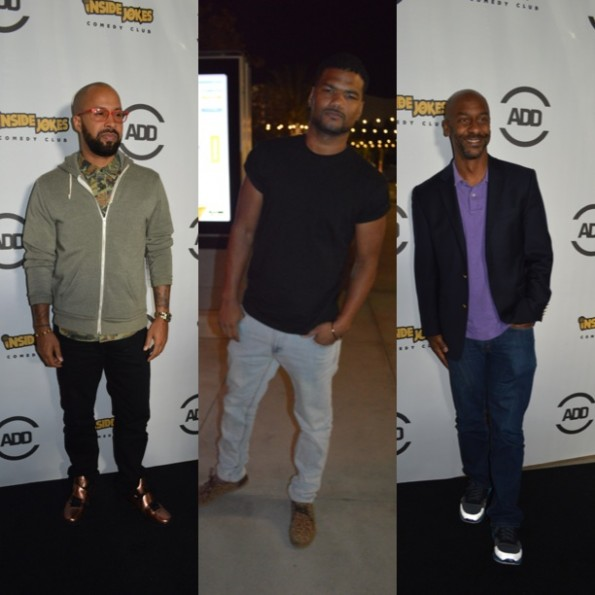 kenny burns-wayans-stephen g hill-red carpet-celebrity photos-the jasmine brand