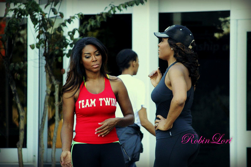 kenya moore-marlo hampton-ii-real housewives of atlanta-bailey bowl-the jasmine brand