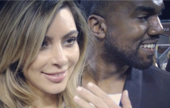 UPDATED: 15 Carats, Full Orchestra & Fireworks! Kanye West & Kim Kardashian Are Officially Engaged