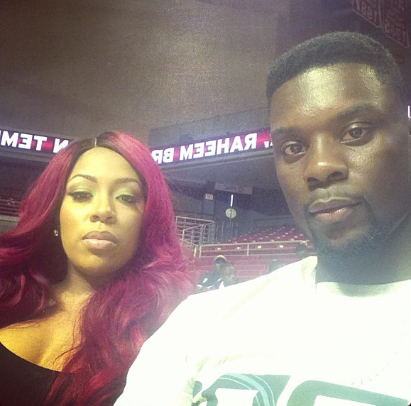 Michelle Announces Break-Up With NBA Baller Boyfriend LanceK Michelle Boyfriend 2013