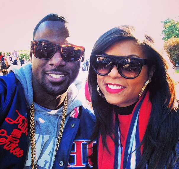 lance gross-taraji p henson-<b>howard university</b> homecoming 2013-the jasmine <b>...</b> - lance-gross-taraji-p-henson-howard-university-homecoming-2013-the-jasmine-brand