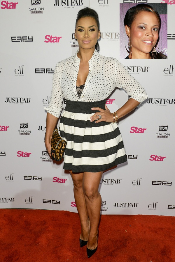 laura govan-chastizes shaunie oneal-having hos on basketball wives-the jasmine brand