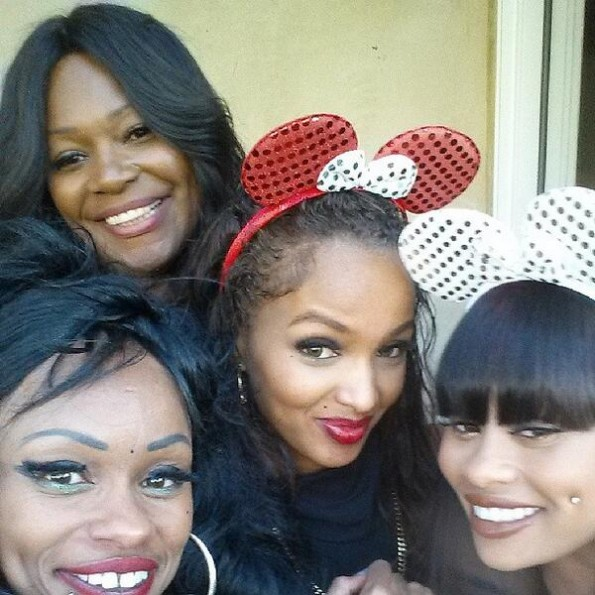 lola monroe-blac chyna-sons birthday party-the jasmine brand