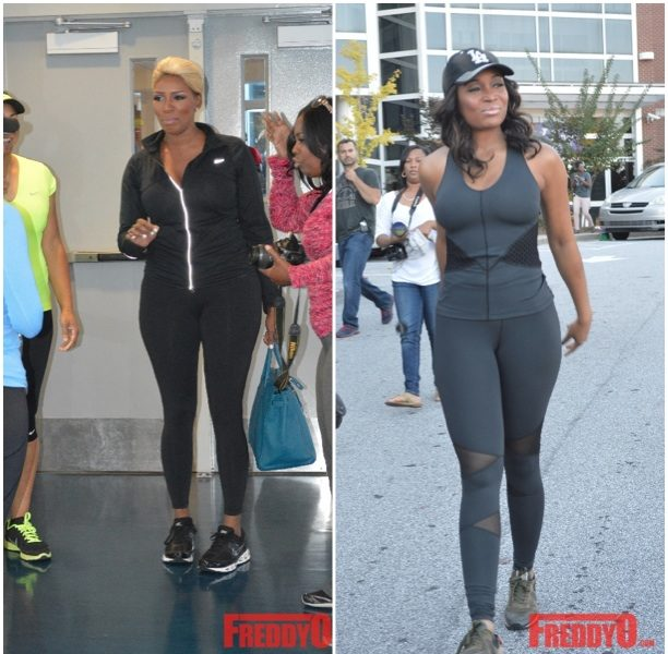 Ear Hustlin': Marlo Hampton Fired From Real Housewives of Atlanta After Altercation?