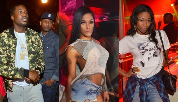 [Photos] Stevie J, Joseline Hernandez + T.I. & Tiny Party With 'The Weeknd' in Atlanta