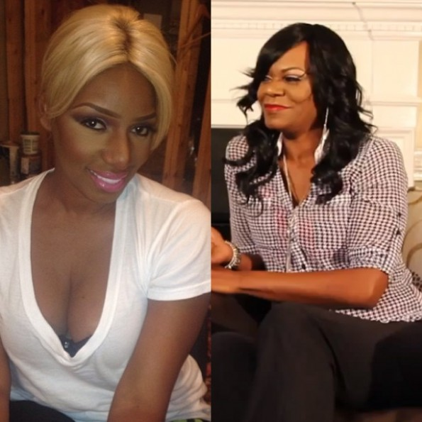 nene leakes-half sister kendra-speaks out-the jasmine brand
