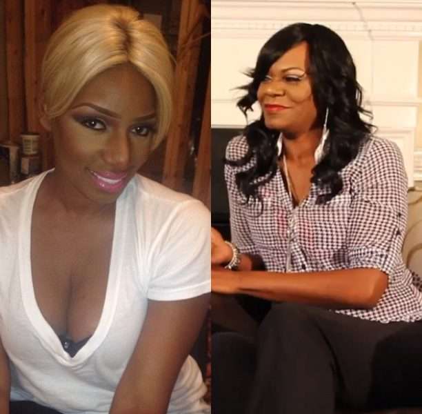 [VIDEO] Nene Leakes' Half Sister Throws Insults, Jabs & Accusations
