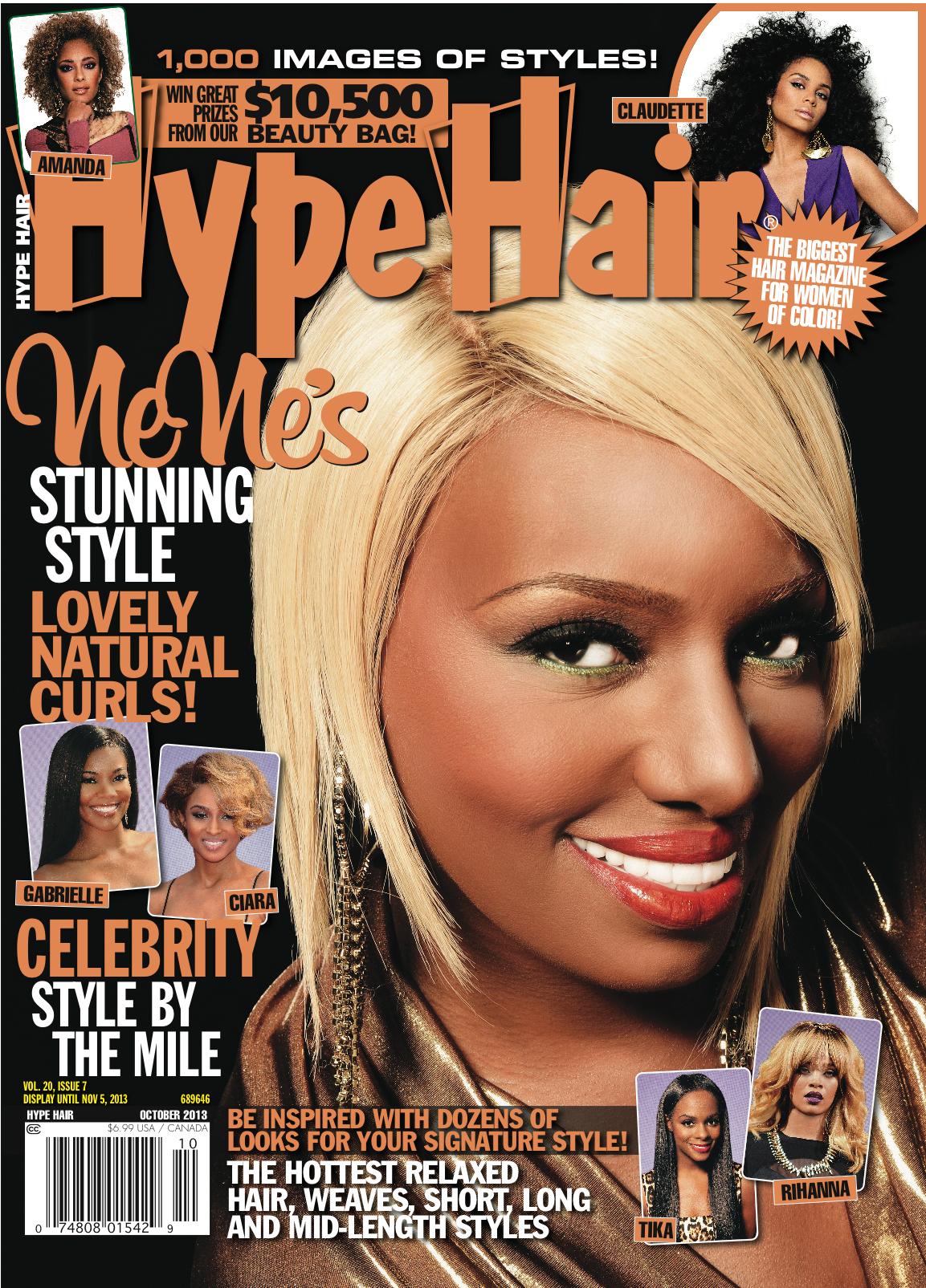 nene leakes-hype hair cover-the jasmine brand