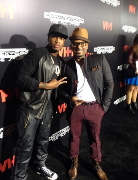 neyo-carl payne-crazy sexy cool-the tlc story-movie premiere-the jasmine brand