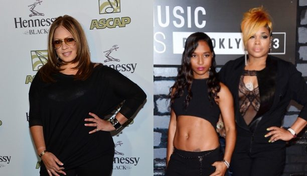Pebbles Blasts TLC After Radio Interview, Threatens Lawsuit: 'Lawyers on deck!'