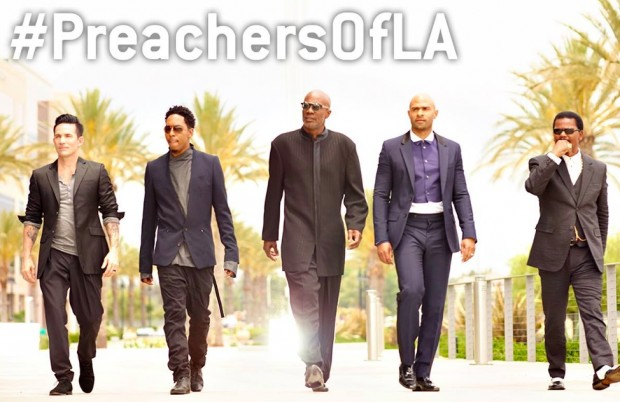 [WATCH] Actress LisaRaye Weighs-In (Sorta Kinda) On 'Preachers of LA' + Watch Episode 2