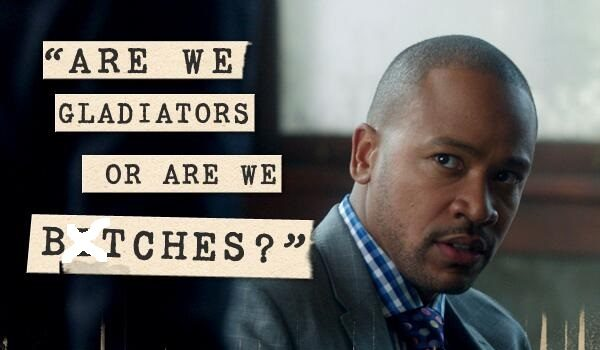 [VIDEO] 'Are We Gladiators Or Are We B*****s?' ABC's Scandal Returns + Watch Episode 1