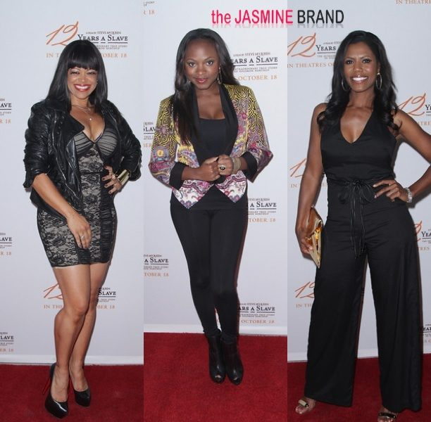 [Photos] '12 Years A Slave' Premiere Attracts Cissy Houston, Omarosa, Laura Govan + More Celebs
