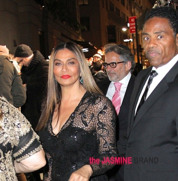 [Photos] Tina Knowles Makes 1st Public Appearance Post Divorce, With Rumored Boyfriend Richard Lawson + Candids of 'Angel Foundation for Cancer Research Ball'