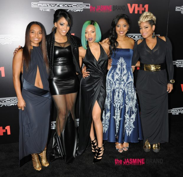 Red Carpet Fun! A-Listers Hit the 'CrazySexyCool: The TLC Story' Movie Premiere
