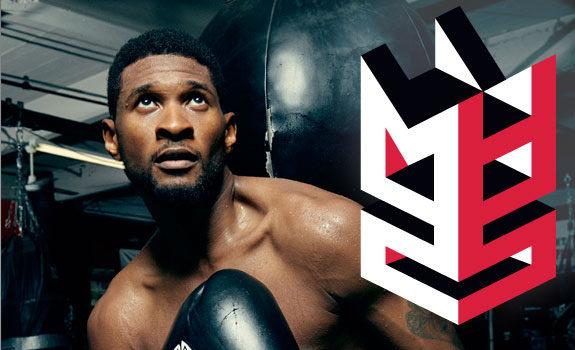 Stop & Stare: Usher Gets Chest Naked For Men's Health Magazine