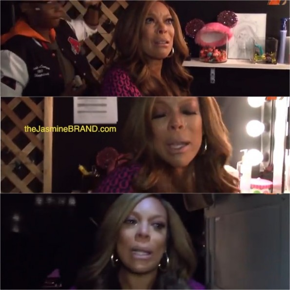 wendy williams-emotional outbreak-health scare-the jasmine brand