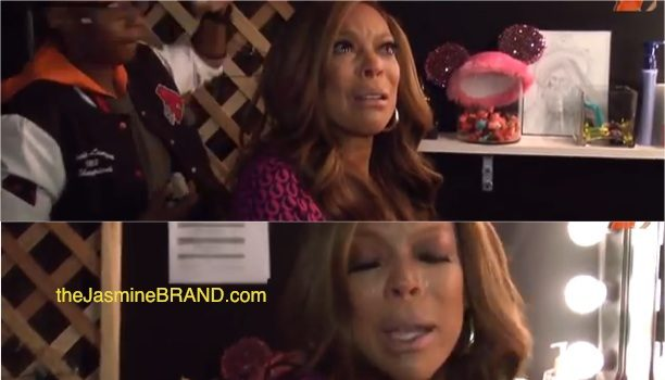 [WATCH] Wendy Williams Bursts Out in Tears After Stuttering On-Air, Blames Health Scare